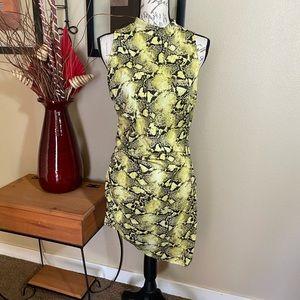 Fashion Nova Asymmetrical Dress
